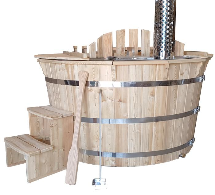 Wooden hot tub - High quality wooden tubs