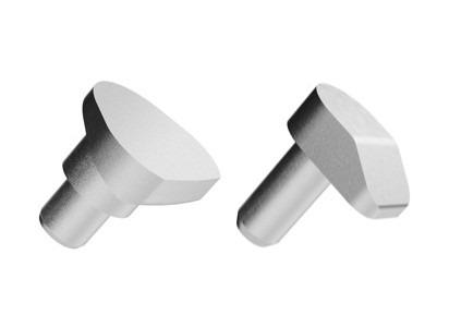 Bolts - Asymmetric bolts -