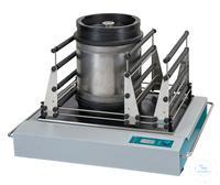 Horizontal platform shakers - Barrel Shaker VKS 75 F control