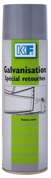 Produits anti-corrosion - GALVANISATION SPÉCIAL RETOUCHES MATE