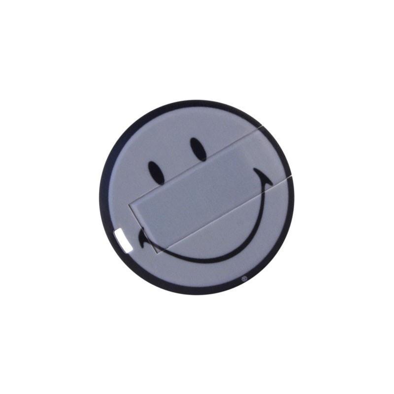 Cle USB carte affaire ronde - Clé USB carte