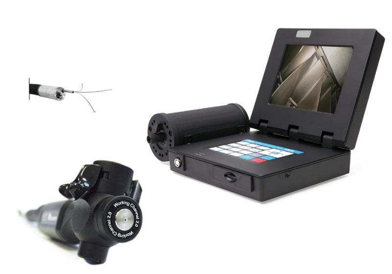 iTool DVR Videoendoskop System mit Arbeitskanal