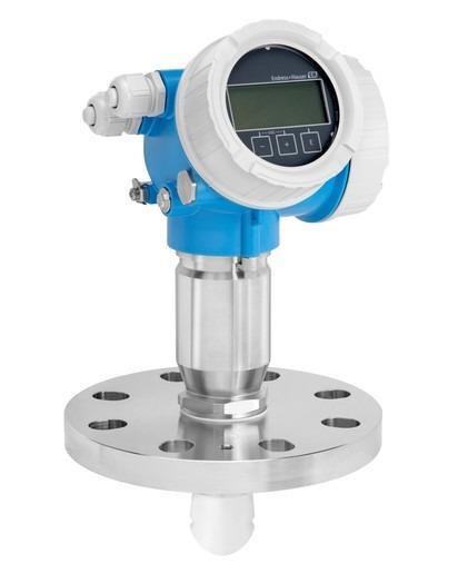 Misura radar Micropilot FMR60 - Il sensore per la misura di livello nei liquidi in condizioni estreme