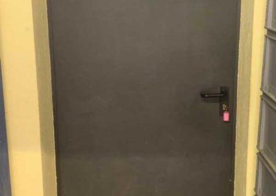 Porte e uscite di sicurezza REI – tagliafuoco - portoni industriali