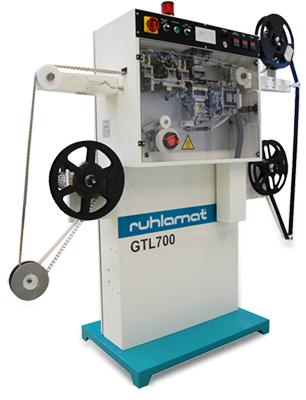GTL700 - Glue Tape Lamination System - Cost-efficient and reliable glue tape lamination of chip module tapes