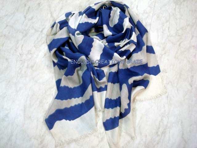 Viscose Printed Scarves - Viscose Printed Scarves