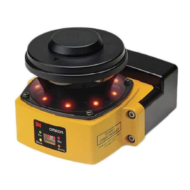 SAFETY LASER SCANNER - Omron Automation and Safety OS32C-SP1-DM-4M