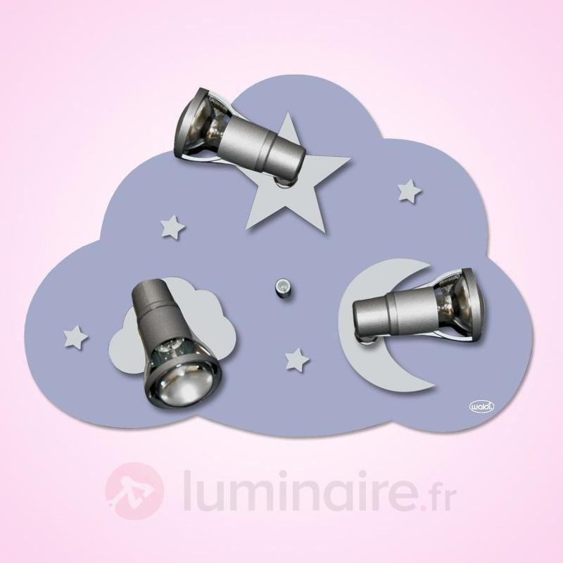 Plafonnier WOLKE STARLIGHT - Chambre d'enfant