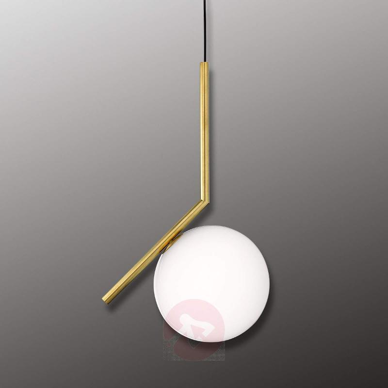 IC S1 Designer Pendant Lamp by FLOS - Pendant Lighting