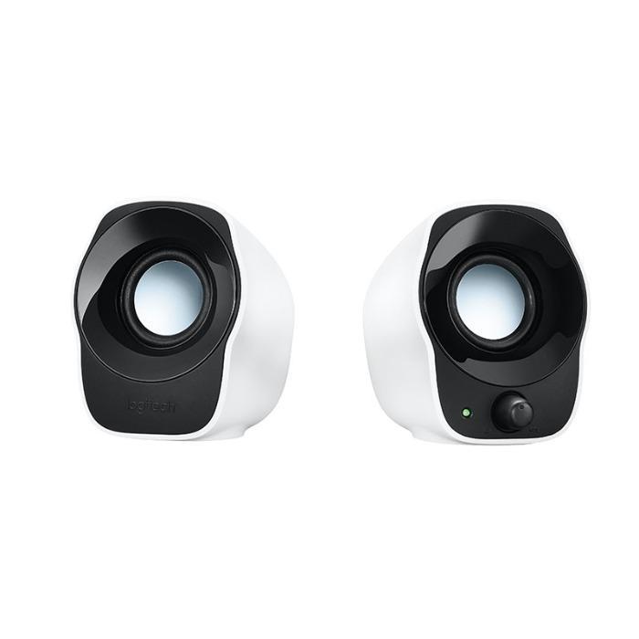 Luidsprekers van Logitech - Logitech-luidsprekers 980-000513 Z120 zwart