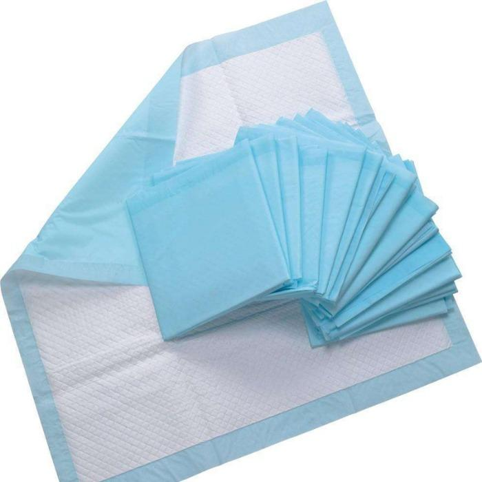 Disposable Cotton Urine Hospital Under Pads - Disposable Surgical Cotton Super Absorbent Underpad