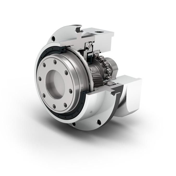 Planetary Gearbox PSFN - Precision Gearbox with Output Flange - Helical gear -  Reduced backlash - IP65