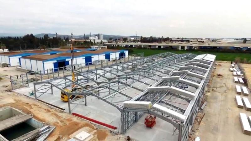Steel Structures: Hangar & Industrial Structure - null