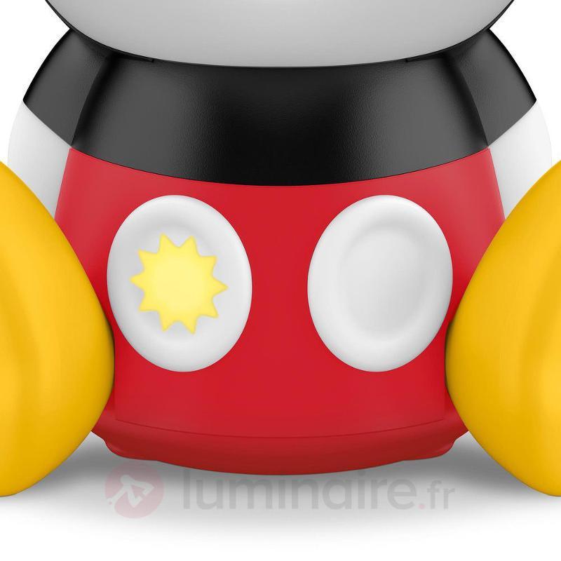 Jolie lampe à poser Mickey LED, pour enfants - Chambre d'enfant