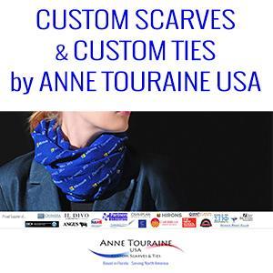 Custom Scarves & Custom Ties