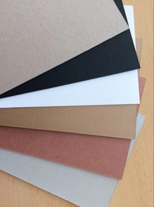 Coated cardboard - null
