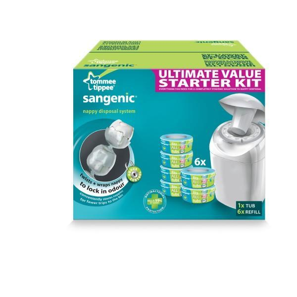 Sangenic Tommee Tippee - null