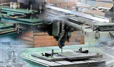 Механическая обработка алюминиевого профиля - Мы изготавливаем самые разнообразные изделия из алюминиевого профиля.