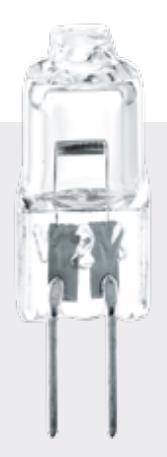 55119 6V 10W G4 - Niedervolt-Halogenlampe von Narva
