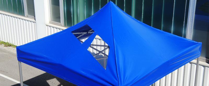 Entoilage sur-mesure - Accessoires tentes pliantes PRO