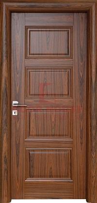 panel ve ahşap kapı