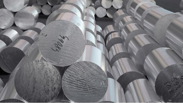 Billettes en aluminium -