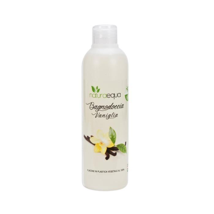 Bagnodoccia vaniglia 250ml - Soffice e addolcente, con tensioattivi particolarmente delicati.