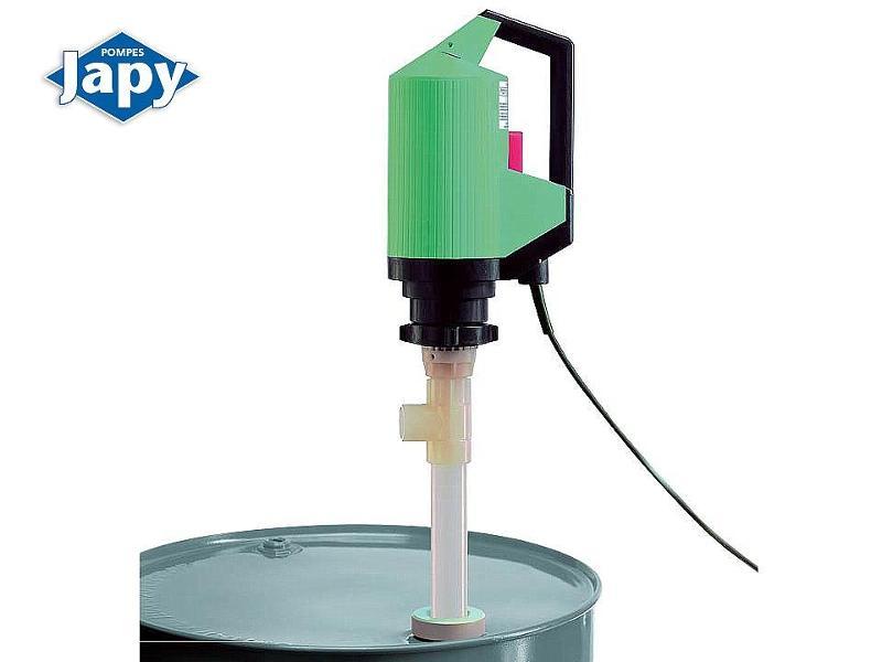 Pompes électriques vide-fûts - F-PVDF1000-520 - null