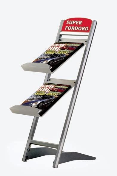 Brochure Sets - Rapid Portes Brochures argent