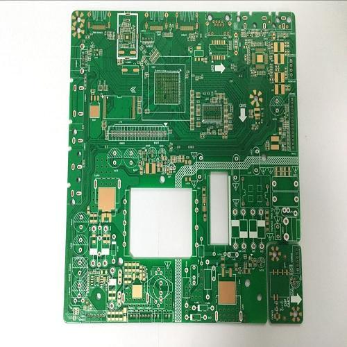 Double-layer DVB series circuit board - ZSLPCB-06