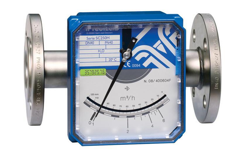 Débitmètres à section variable série SC250 - null