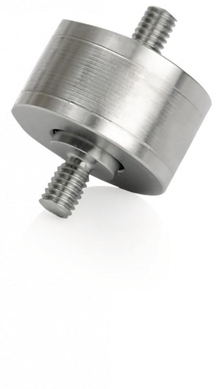 微型拉压力传感器 - 8431/8432 - 高精度、小尺寸拉压力传感器,外螺纹凸台设计、结构紧凑