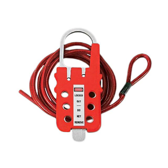 LOCKOUT MULTIPLE W/HASP & CABLE - Panduit Corp PSL-MLD