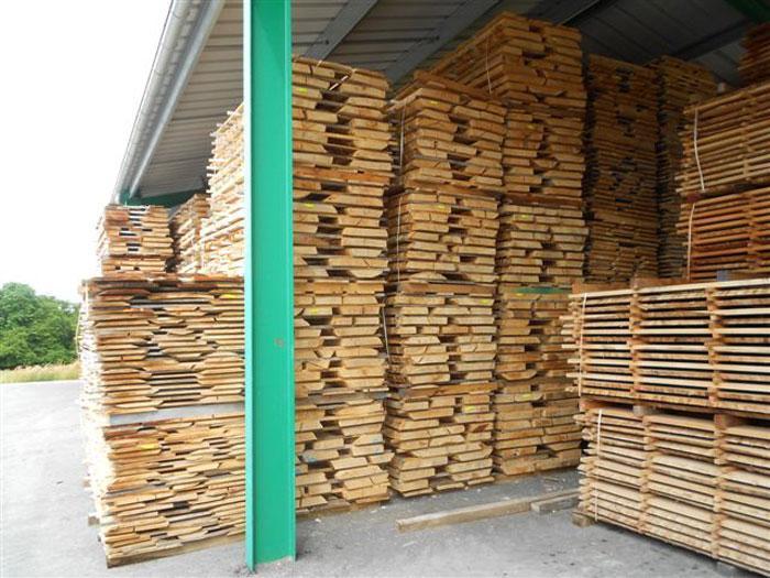 Plots planches -Choix F-B 2 - SCIAGES HÊTRE - Planches sélectionnées