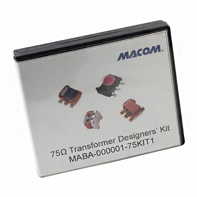 75 OHM DESIGNERS KIT - M/A-Com Technology Solutions MABA-000001-75KIT1