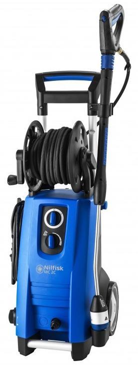 NILFISK MC 2C - Nettoyeurs mobiles eau froide petit débit - Débit 610 l/h. Usage fréquent