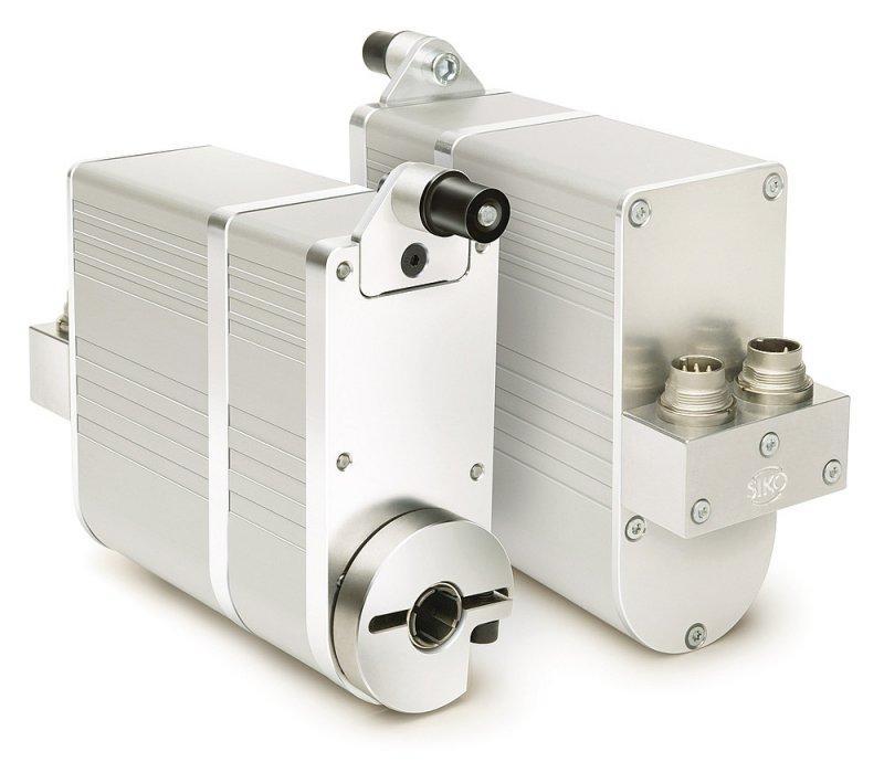 定位驱动器 AG02 模拟式 - 定位驱动器 AG02 模拟式, 模拟式