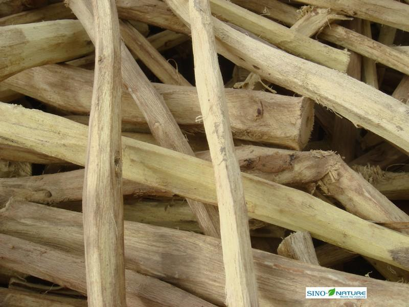 Licorice root peeled - Fine cut