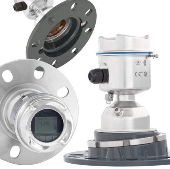 NivoRadar® 3000 - Mesure de niveau - Les capteurs radar sont utilisés pour la mesure de niveau continue dans les silo