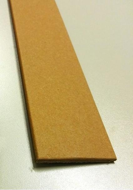 PROFILO PIATTO - Profilo a 'I' o piatto in carta pressata
