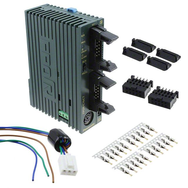CONTROL LOGIC 8 IN 8 OUT 24V - Panasonic Industrial Automation Sales AFP0RC16CT