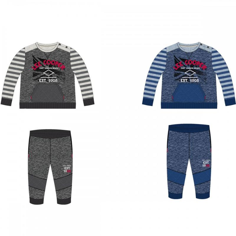10x Joggings Lee Cooper du 3 au 8 ans - Jogging et Survêtement