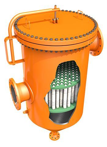 Hydrocyclones et Batteries d'hydrocyclones - null