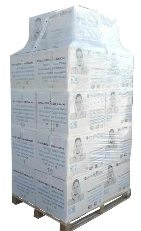 Pallets De Toallas Desechables Spunlace O Airlaid Planethair Store® - null