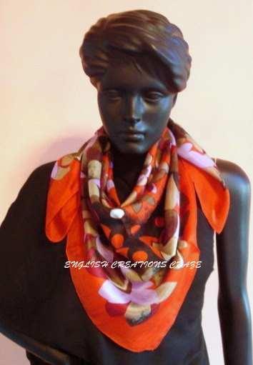 Pure Silk Printed Shawls - Pure Silk Printed Shawls