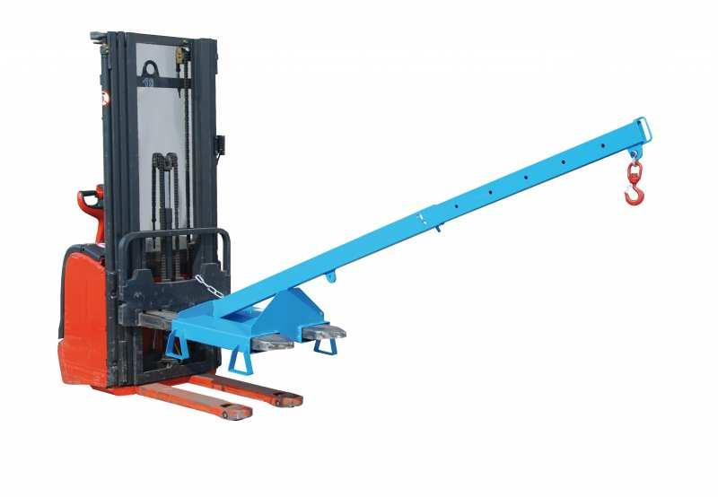 Loading arms type LA / LAT - Load handling equipment