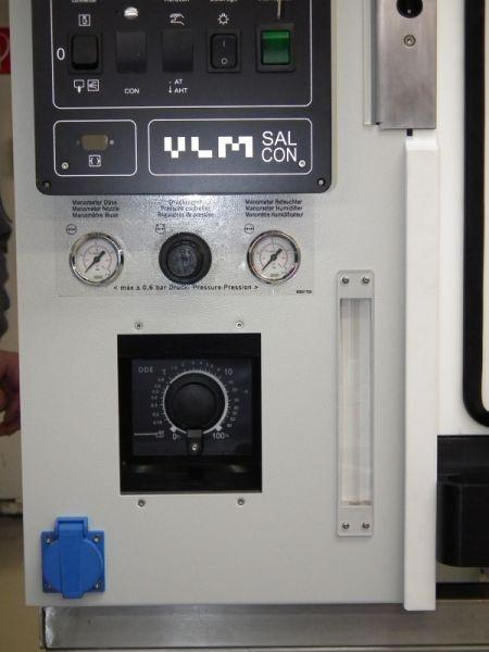 SAL 400-FL salt spray cabinet - Salt spray cabinet for conducting salt spray tests acc. to e.g. DIN EN ISO 9227