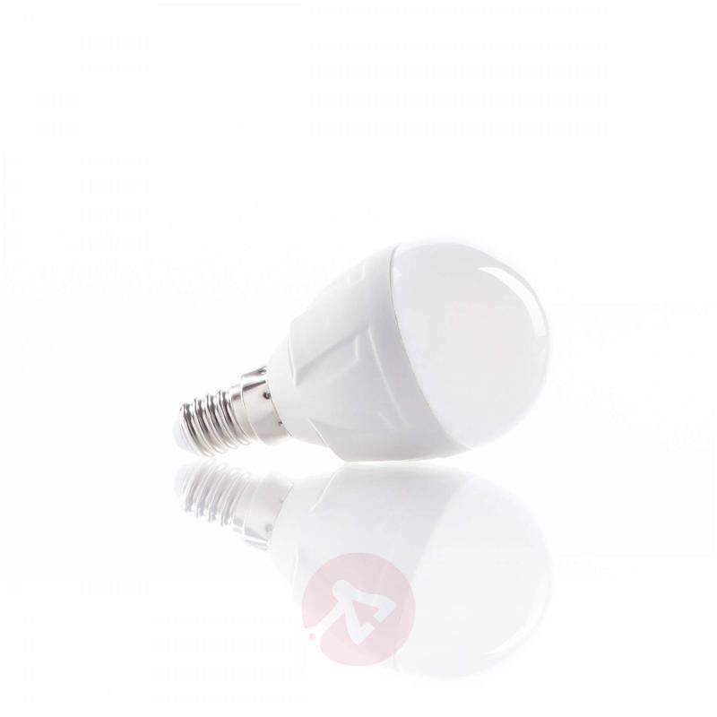E14 6 W 830 LED Light Lustre Shape - light-bulbs