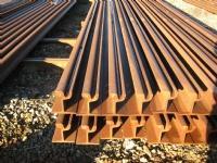 Grooved rail