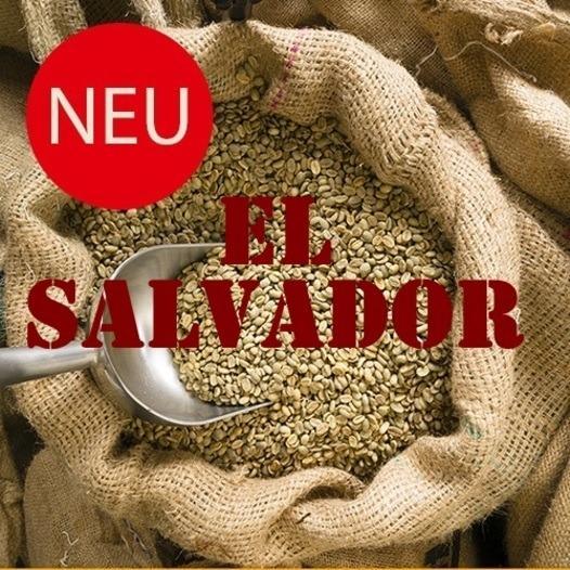 Rohkaffee El Salvador - Rohkaffee, Kaffeebohnen zum selber rösten, Sorte: El Salvador